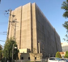 「平成28年度  大規模修繕工事見学会」報告